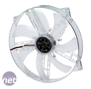 What's the best supersize case fan? Akasa 180mm  and 220mm Fan Reviews