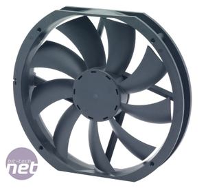 What's the best supersize case fan? Antec 200mm and ichbinleise 225mm Fan Reviews