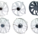What's the best supersize case fan?