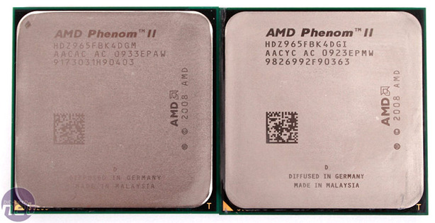 AMD Phenom II X4 965 BE C3 Review