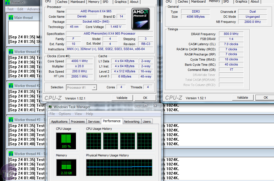amd phenom cpu overclocking software