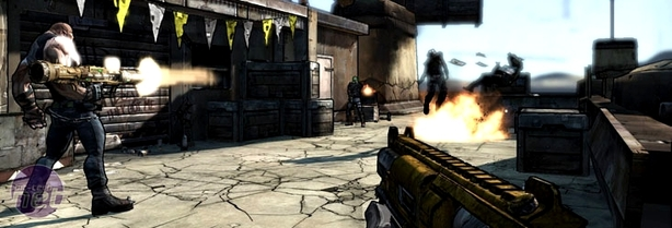 Borderlands PC Review Borderlands Review
