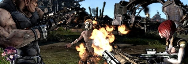 Borderlands PC Review Pandora's Box