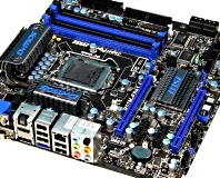 First look: MSI's Westmere H57M-ED65 Mobo