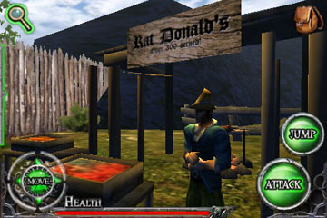 *iPhone and iPod Touch Games Round-up 5 Retro and RPG Games on the iPhone
