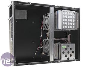 Lian Li PC-C32 HTPC Case Review Lian Li PC-C32 HTPC Case - Interior