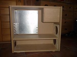 Mod of the Month - October 2009 Project: Construction of an ATX cabinet
