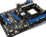 MSI NF750-G55 Motherboard Review