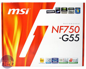 *MSI NF750-G55 Motherboard Review MSI NF750-G55 Motherboard
