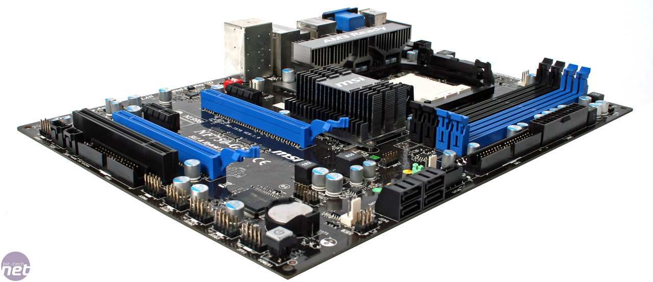 MSI NF750-G55 Motherboard Review | bit-tech net