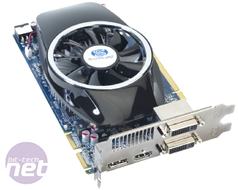 Sapphire ATI Radeon HD 5750 1GB Review Sapphire HD 5750 1GB Review