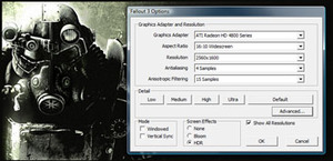 Sapphire ATI Radeon HD 5750 1GB Review Fallout 3