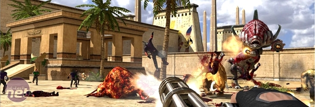 Serious Sam HD Review Serious Sam HD