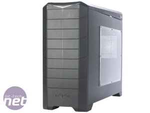 SilverStone Raven RV02 Case Review PSU mount, dust filters and building a PC