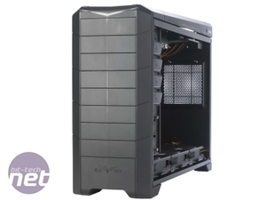 SilverStone Raven RV02 Case Review Introduction, Design and Drive Bays