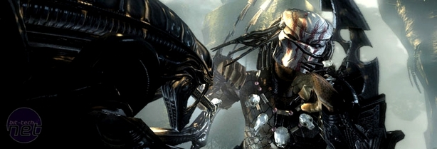 Aliens Versus Predator Preview Alien Versus Predator Preview