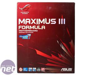 Asus Maximus III Formula Review