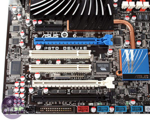 Asus P6TD Deluxe and Core i7 Overclocking Asus P6TD Deluxe