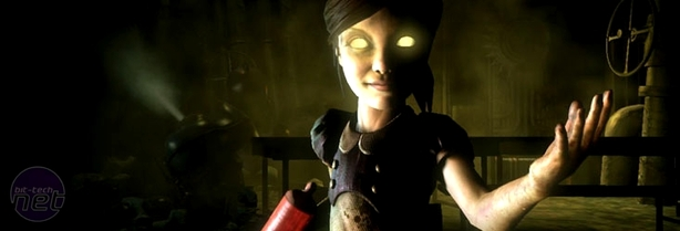 BioShock 2 Preview BioShock 2 Preview