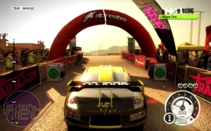 DirectX 11 performance first look: Dirt 2 DirectX 11 performance