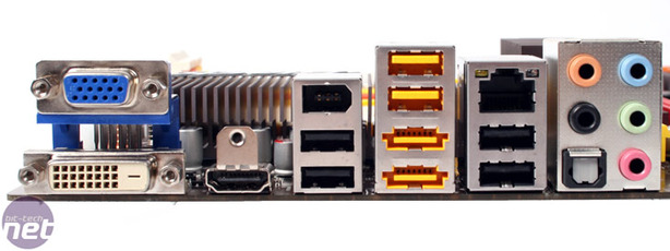 ECS A785GM-M Black Series Review BIOS, Rear I/O and Overclocking