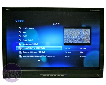 WDTV Live HD Media Player Review Size, UI and final thoughts