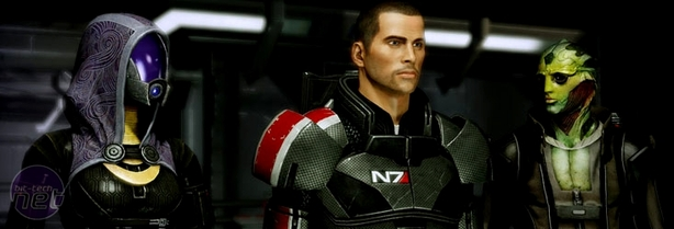 Mass Effect 2 Preview Mass Effect 2 Preview