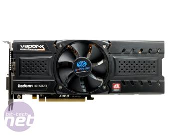 Sapphire Radeon HD 5870 1GB Vapor-X Review
