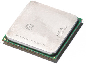 *The Hardware Hall of Fame  AMD Opteron 144 and Intel Core2 Q6600 and a mouse