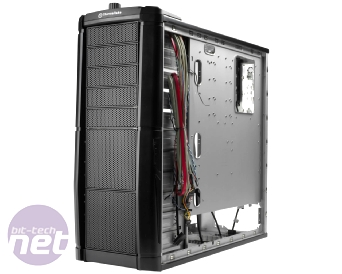 *Thermaltake Element V Case Review Thermaltake Element V Case Review - Interior