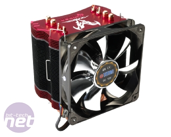 Titan Fenrir CPU Cooler Xmas Edition Review Performance Analysis and Conclusions