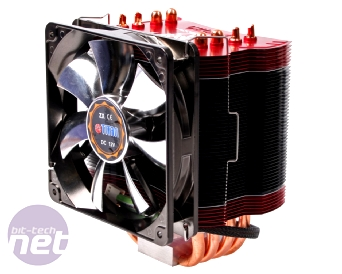 Titan Fenrir CPU Cooler Xmas Edition Review