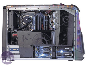 Alienware Aurora ALX PC Review Alien Autopsy