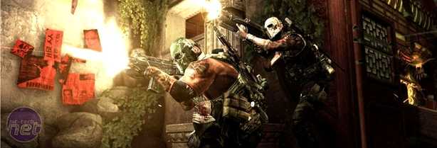 *Army of Two: The 40th Day Review Army of Two: The 40th Day Review