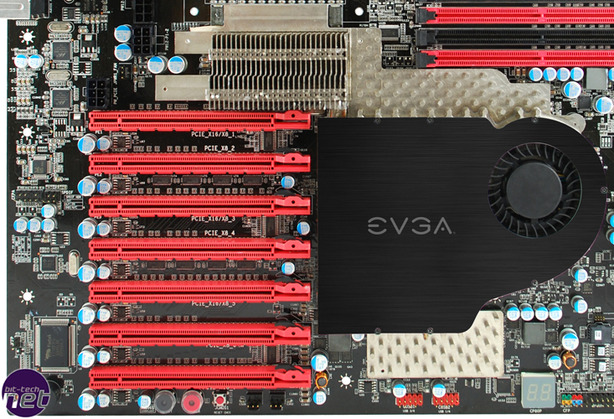 First Look: EVGA W555 dual-Xeon motherboard Up close and personal