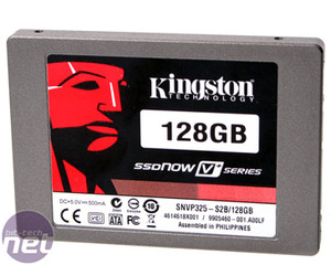 First Look: Kingston 128GB V+ SSDNow