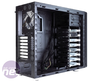 *Fractal Design R2 Case Review Interior