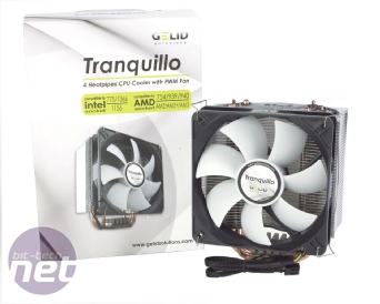 Gelid Tranquillo CPU Cooler Review GELID Tranquillo CPU Cooler Review