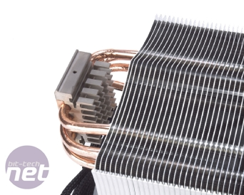 Gelid Tranquillo CPU Cooler Review Installation