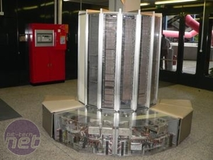 Mod of the Month - January 2010 Cray-1 by Pfaffen