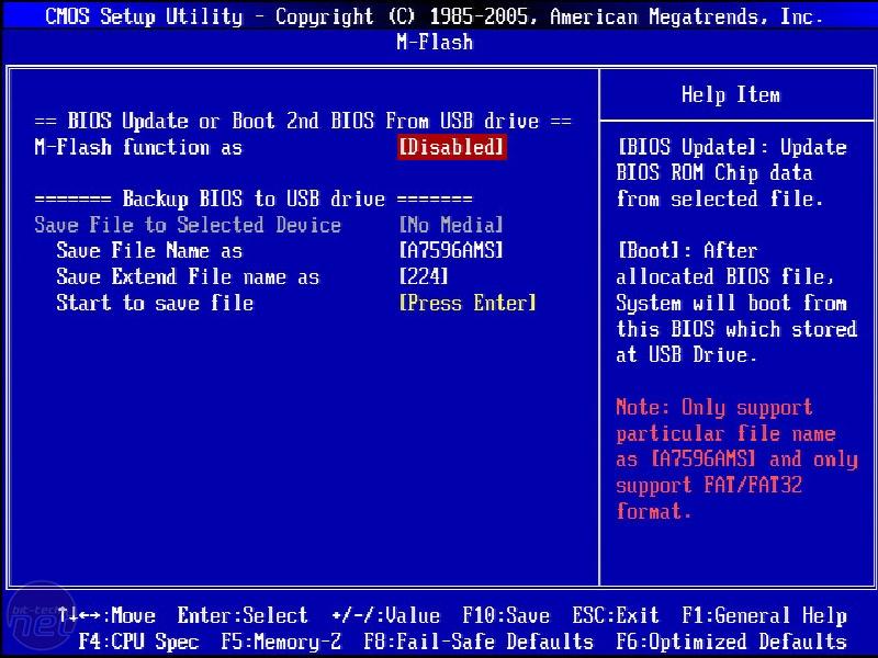 MSI 785GM-E65 Motherboard Review   bit-tech net