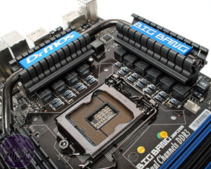 MSI Big Bang-FUZION: Lucid Hydra arrives Board Features and Layout