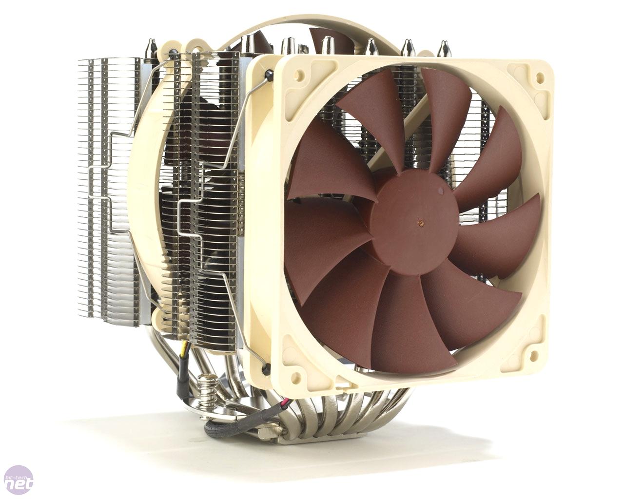 Noctua NH-D14 CPU Cooler Review | bit-tech.net