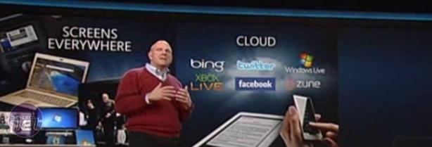 Steve Ballmer's CES 2010 Keynote Ballmer's Entrance and Microsoft's Strategy