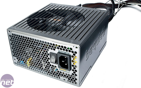 600 - 700W PSU Review Round-Up Generic 600W and Be Quiet! Straight Power E7 680W