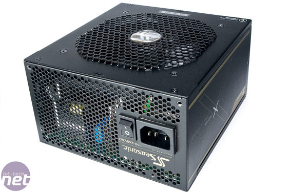 600 - 700W PSU Review Round-Up SilverPower SP-SS650 and Seasonic X-Series 650W