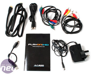 A.C.Ryan PlayON! HD Media Player Review A.C. Ryan ACR-PV73100 PlayON! HD Media Player