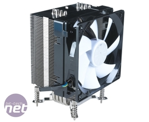 Akasa Freedom Tower CPU Cooler Review