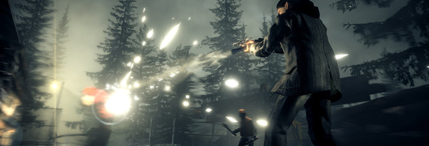 Alan Wake Preview Let There Be Light