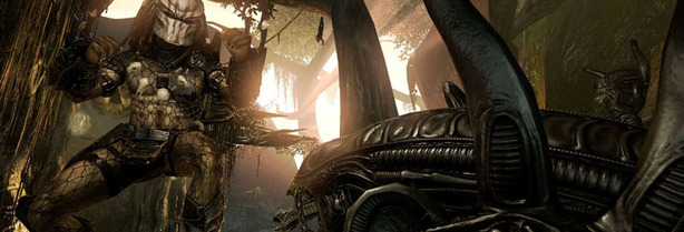 *Aliens vs Predator Hands-on Preview Aliens vs Predator Hands-on Preview